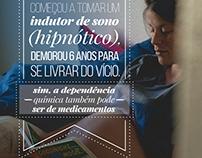 Anúncio de Revista Para o CRF-SP