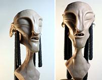 Sculpture One | 2009 | Super Sculpey