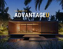 """ADVANTAGEU"" for real estate"