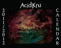 2011-2012 AcidKru Calendar