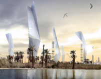 ECO8 wins the 1° PRIZE of Kuwait 2061 Competition