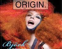 Origin Magazine Cover
