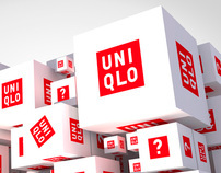 "UNIQLO ""Wonderqube"""