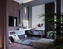 HSM - Master Bedroom
