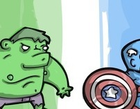 Avengers Illustrations
