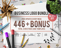 446 Business Logo Bundle