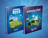 Agendas CNEC 2013