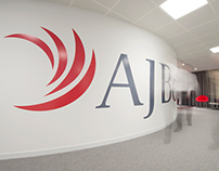 Office Design Project For AJ Bell Media