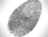 """Fingerprints"" Campaign for Blackberry"