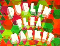 Dublin Flea Market Poster
