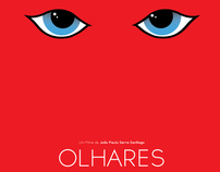 """Posters """"Olhares"""""""
