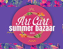Art Cart Event