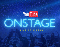 YouTube ONSTAGE Live at Vidcon