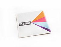 MoMA Membership Brochure