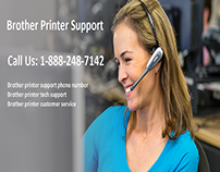Brother Printer Customer Service 1-888-248-7142
