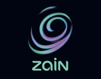zain Exhibition stand