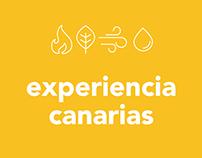Experiencia Canarias APP - Digital Design
