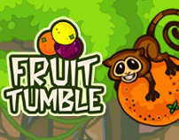 Fruit Tumble (игра для iOS)