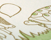 Letterpress Paper Goods