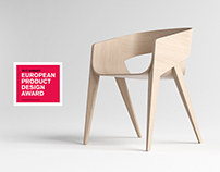 The Slim Chair On Behance