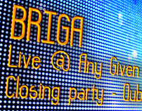 Briga - Live @ Any Given Monday (RM) Qube