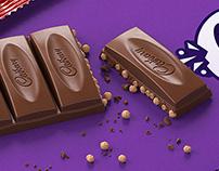 3D ANIMATION • Cadbury Crispello • INDIA