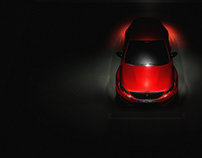 308RCTRACKDAY EDITION BYFACTORY CAR / *RED LIVERY