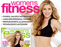 Women's Fitness // COVER