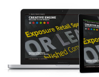 Creative-Engine Website Design