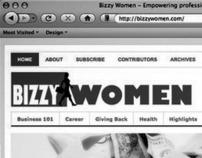 Logo: Bizzy Women