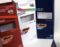 BIC Packaging Re-Design