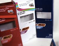 BIC Packaging Re-Design