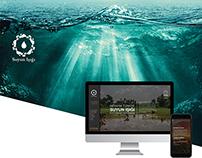 Suyun Işığı Website