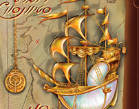 Treasure Island - Book Illustration