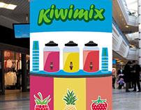Stand: KIWIMIX