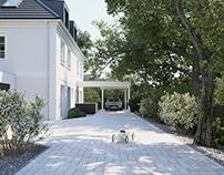 Munich Villa Visualisation