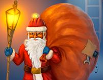 Santa Claus Builder