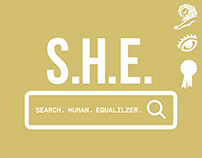 S.H.E. PANTENE Let's take the bias out of search...