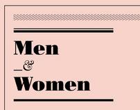 Wide / Statistics vs Life / Print Campaign