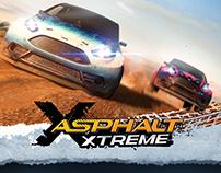 Asphalt Xtreme -  Concepts
