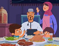 Asafa'a - Ramadan 2020