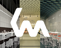 KAWA METRO / Cafeterias for the Warsaw Metro Stations