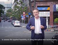 Cinematographer for Worldbank's Disruptive Technology