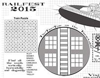 Railfest Activity Sheets