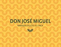 Don José Miguel