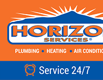Horizon Service Bill Board project Option 4