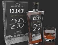 Elder - Whiskey Package Design