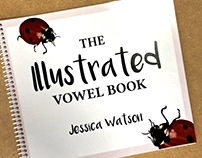 Illustrated Vowel Book