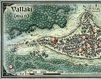 The Town of Vallaki