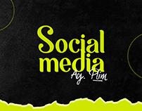 social media • agência plim